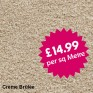 Victoria Carpets - Freedom - Creme Brulee