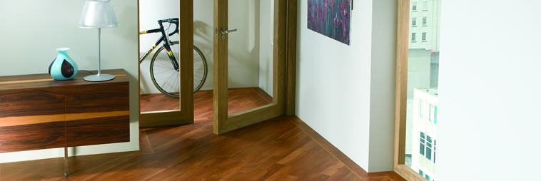 Laminate Wood Flooring -