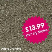 Lifestyle Carpets - Canterbury - Apple Crumble