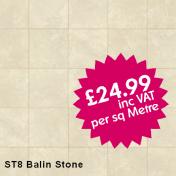 Karndean ST8 Balin Stone