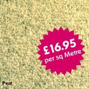 Victoria Carpets - Bourton Twist - Peat