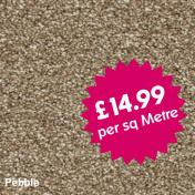 Victoria Carpets - Freedom - Pebble