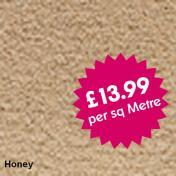 Lifestyle Carpets - Canterbury - Honey