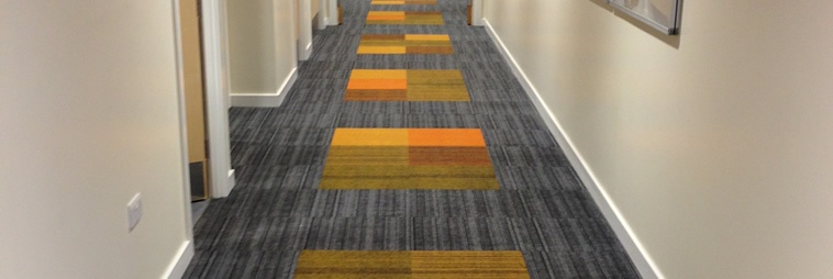 Commercial Carpet Tiles -