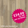 Karndean KP99 Lime Washed Oak