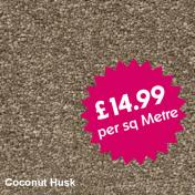 Victoria Carpets - Freedom - Coconut Husk