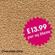 Lifestyle Carpets - Canterbury - Chocolate Chip