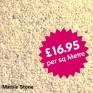 Victoria Carpets - Bourton Twist - Marble Stone